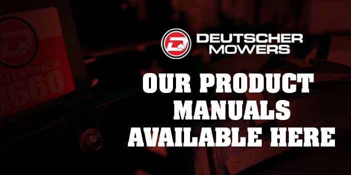 Deutscher Equipment Manuals