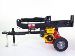 Deutscher 30 TON LOG SPLITTER
